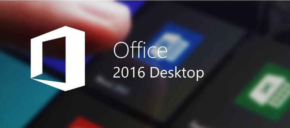 Office 2016 Desktop