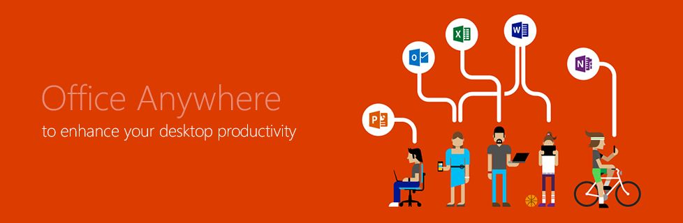 Office 2013 AnyWhere